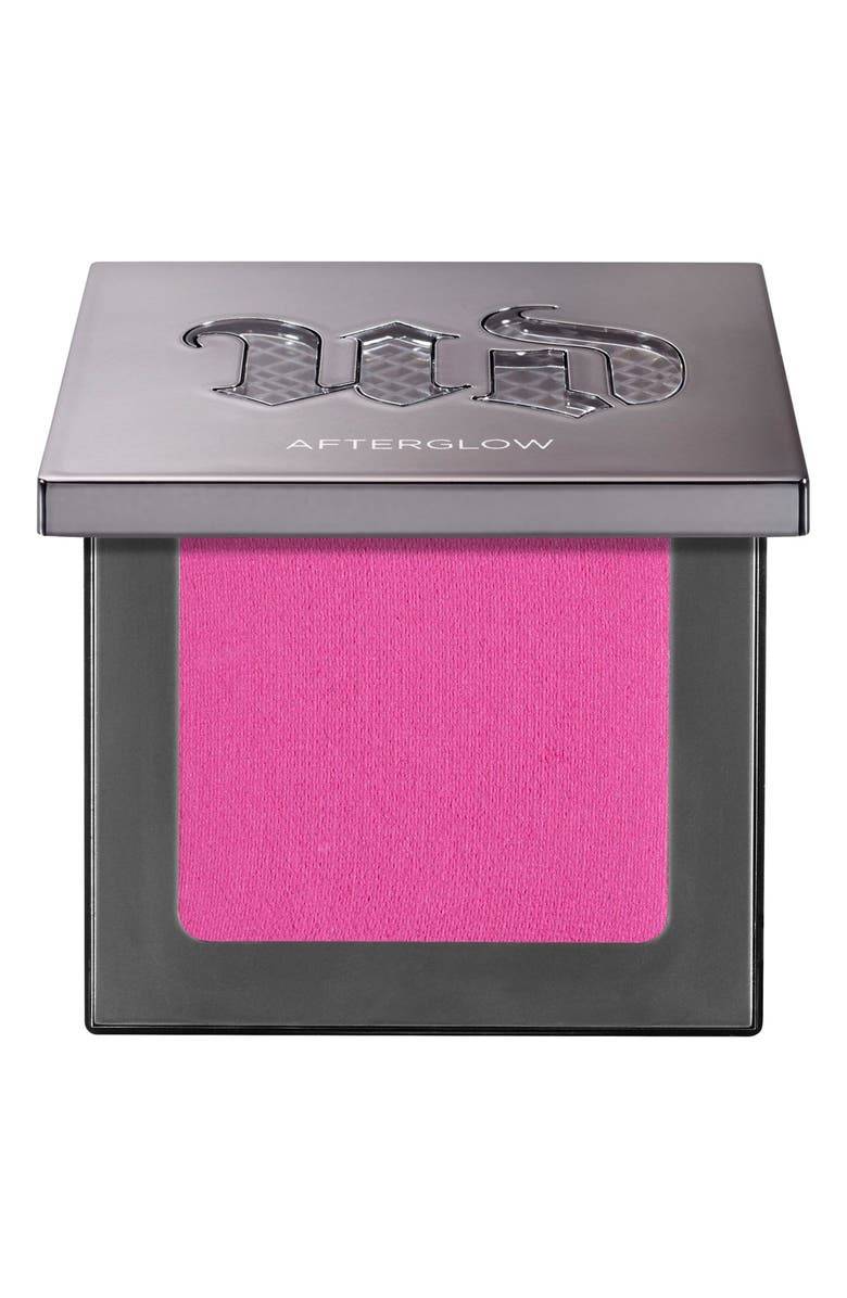 URBAN DECAY Afterglow 8-Hour Powder Blush, Main, color, QUICKIE