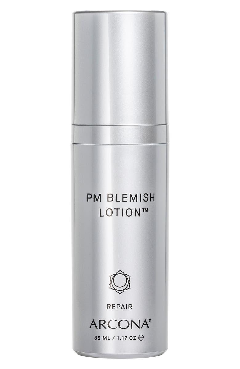 ARCONA PM Blemish Lotion, Main, color, LT PASTEL BROWN