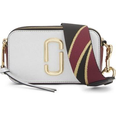 The Marc Jacobs Snapshot Crossbody Bag - Metallic