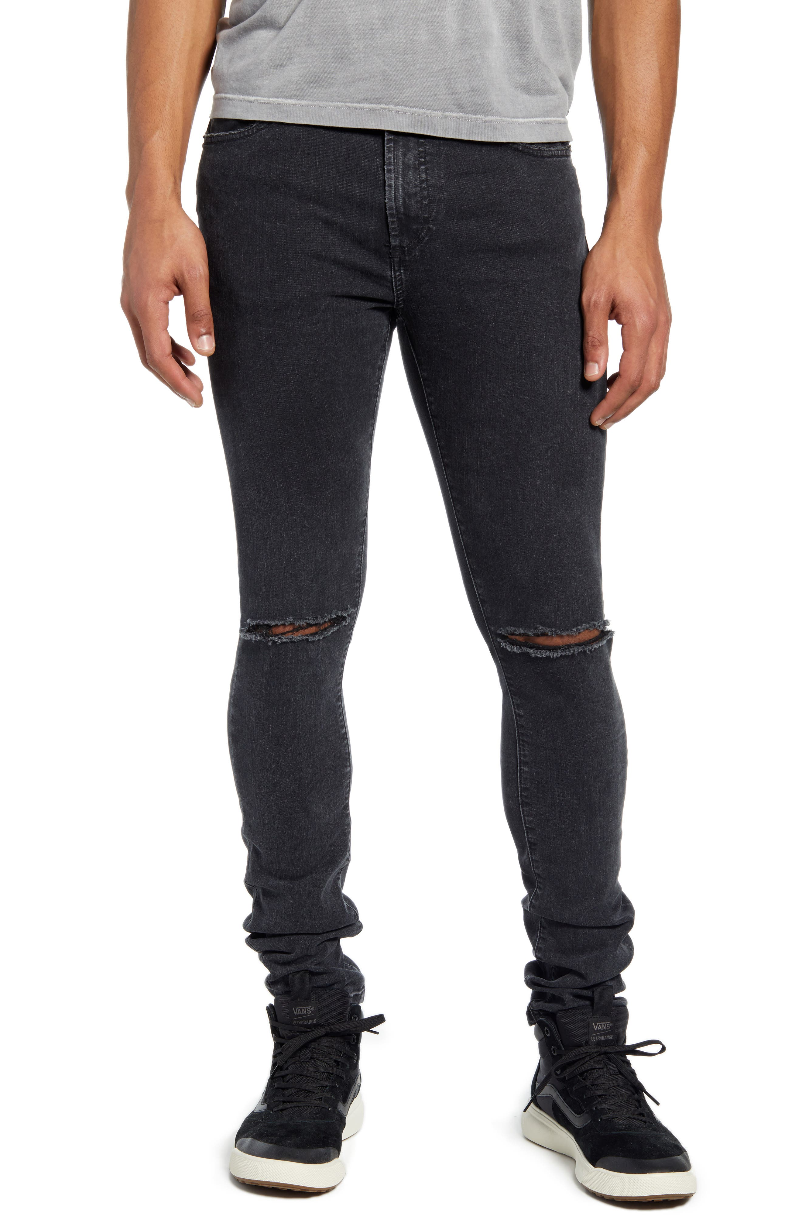 Image of MONFRERE Greyson Skinny Fit Jeans