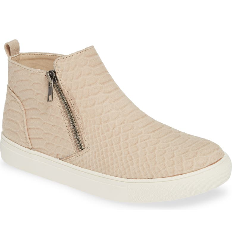 COCONUTS BY MATISSE Goya Sneaker Boot, Main, color, NATURAL FABRIC