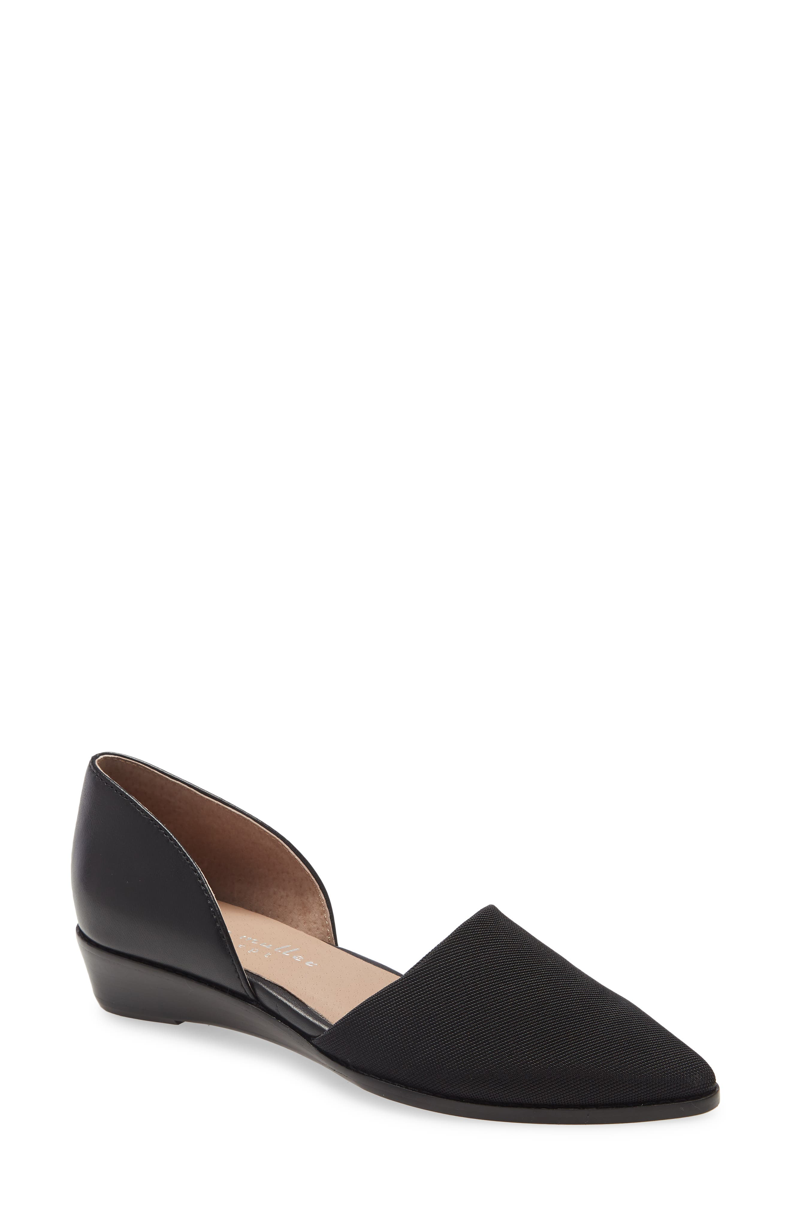 Cage D'Orsay Wedge Pump