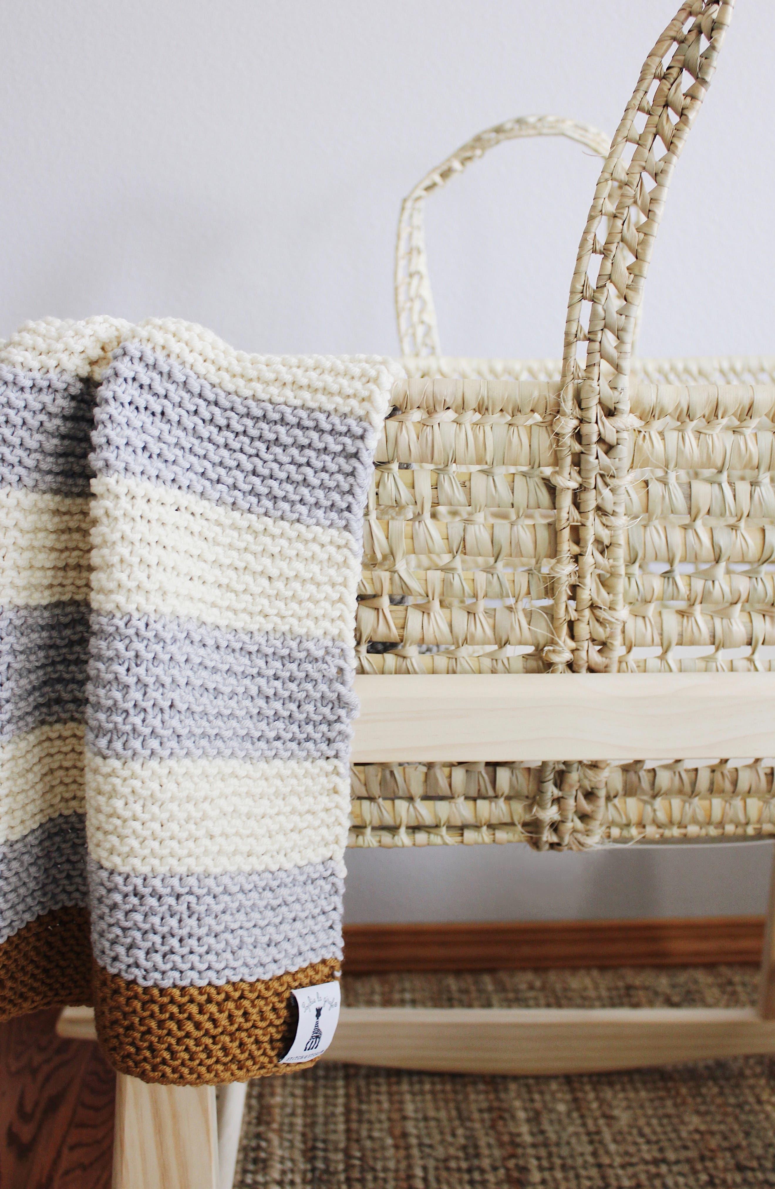 ,                             Blanket Knitting Kit,                             Alternate thumbnail 4, color,                             400