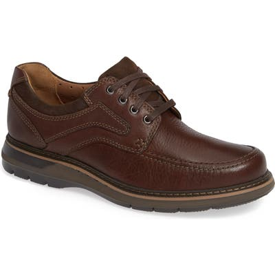 Clarks Un Ramble Lace Up Derby, XW - Brown