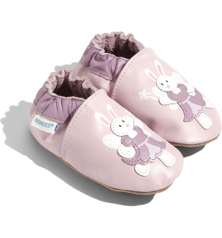 ROBEEZ<SUP>®</SUP> 'Fairy Bunny' Slip-On, Main, color, 531