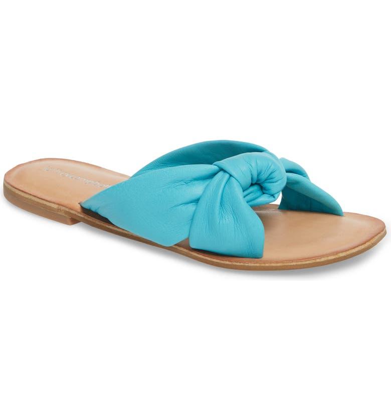 JEFFREY CAMPBELL Zocalo Slide Sandal, Main, color, 445