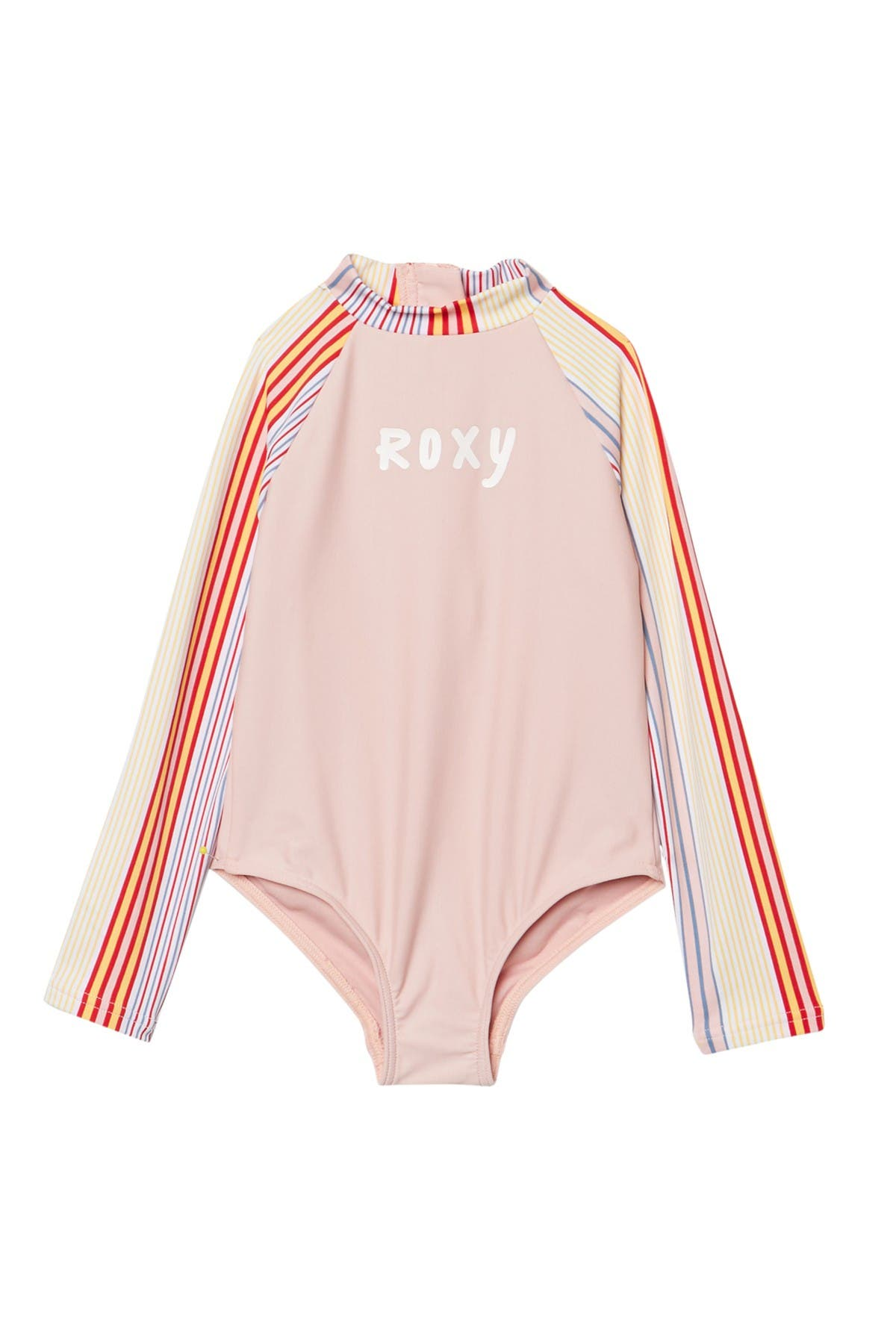 Image of Roxy Kindness Long Sleeve One-Piece Swimsuit