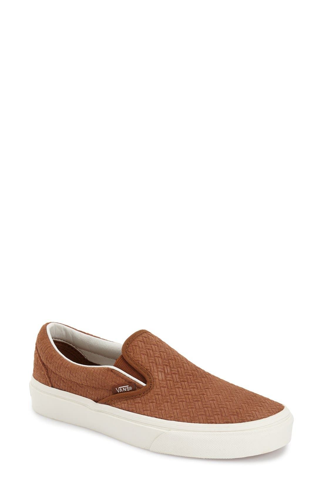 ,                             Classic Slip-On Sneaker,                             Main thumbnail 310, color,                             205