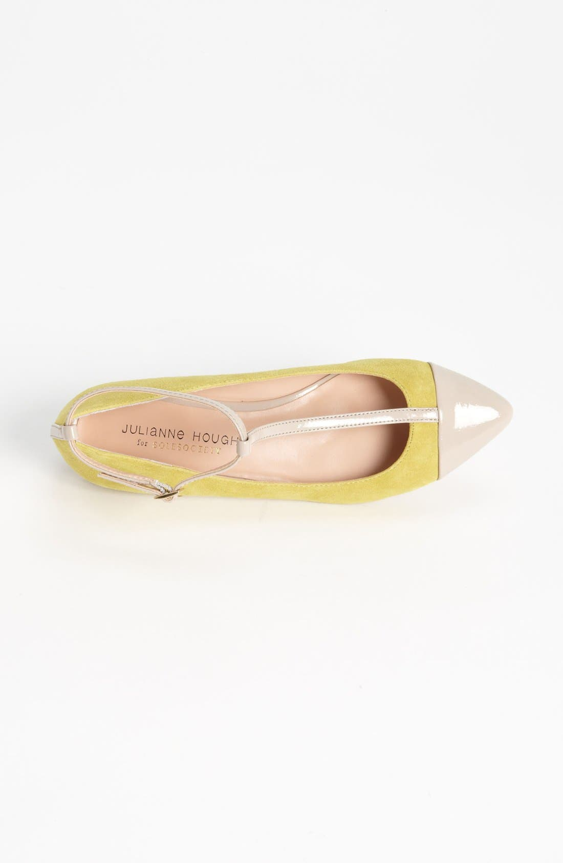 ,                             Julianne Hough for Sole Society 'Addy' Flat,                             Main thumbnail 33, color,                             331