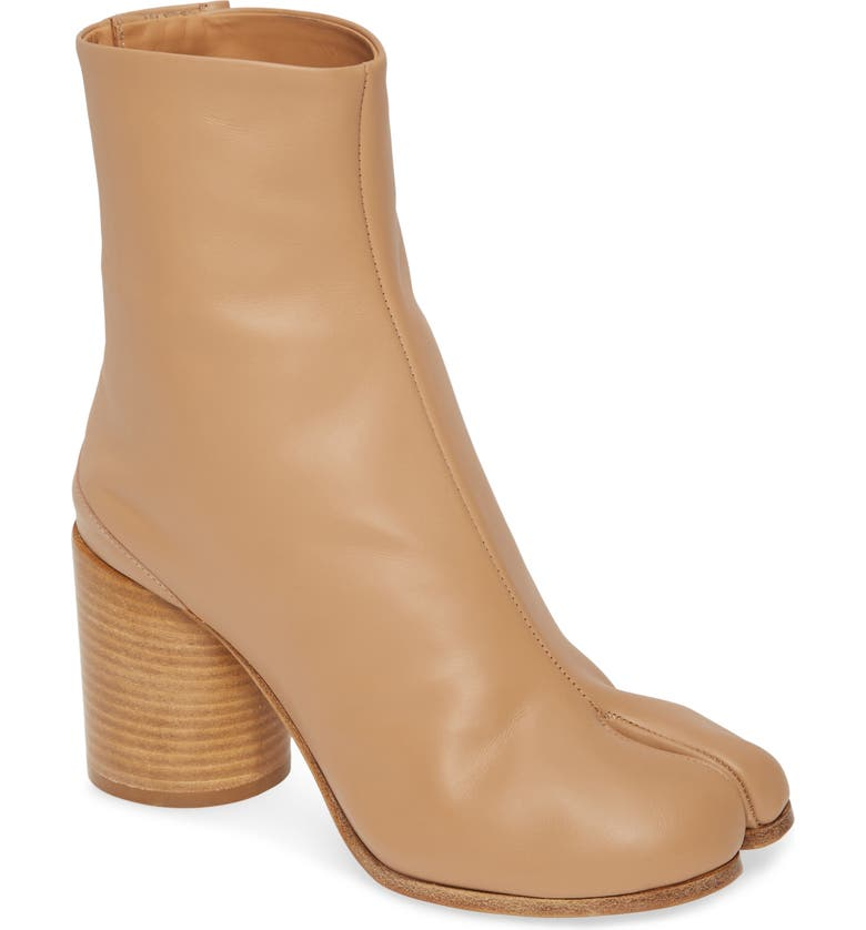 MAISON MARGIELA Tabi Boot, Main, color, NUDE