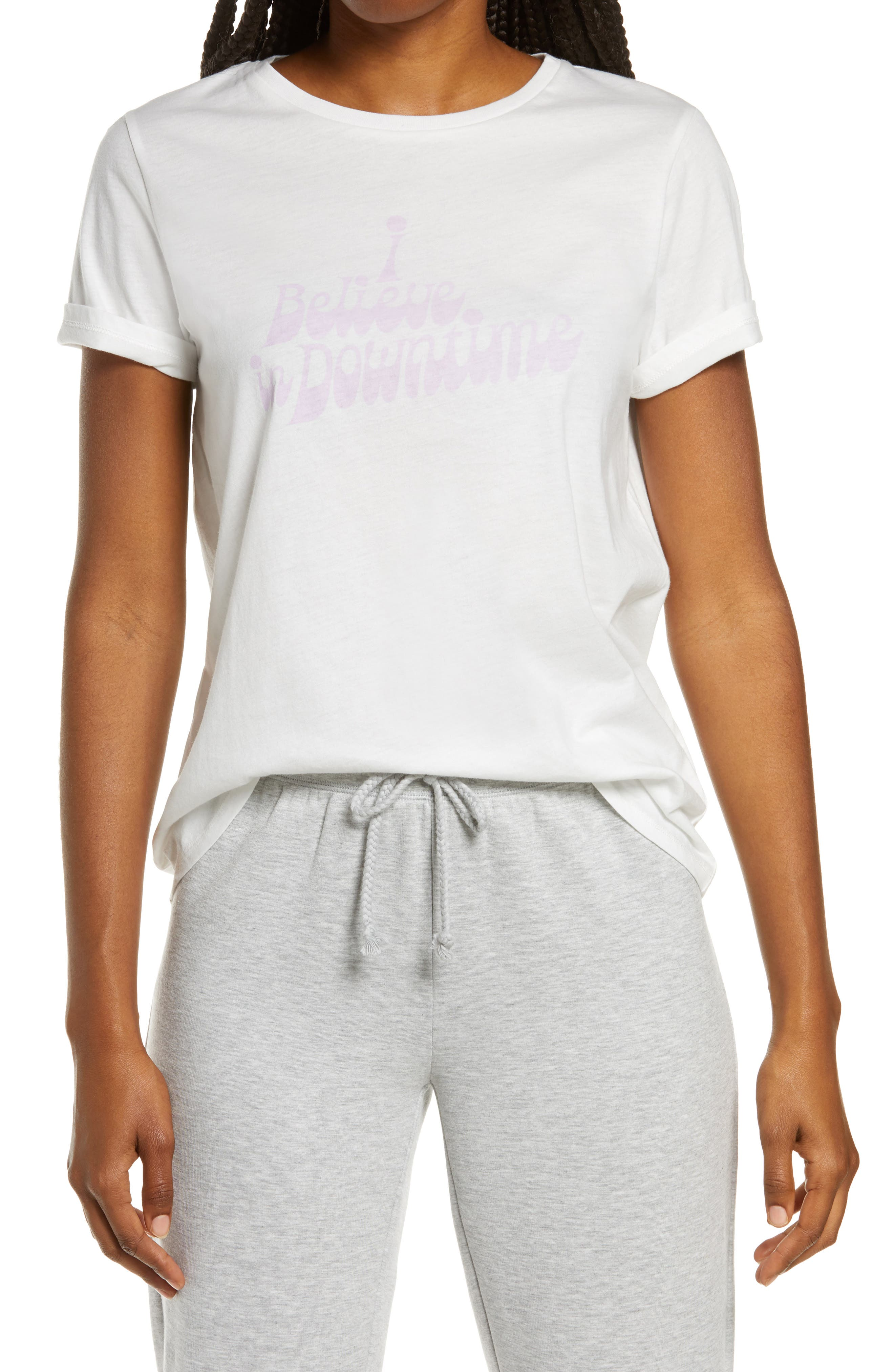 Women's Ban. do Downtime Classic Graphic Tee
