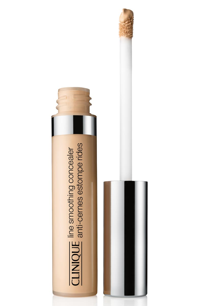 CLINIQUE Line Smoothing Concealer, Main, color, MEDIUM BEIGE