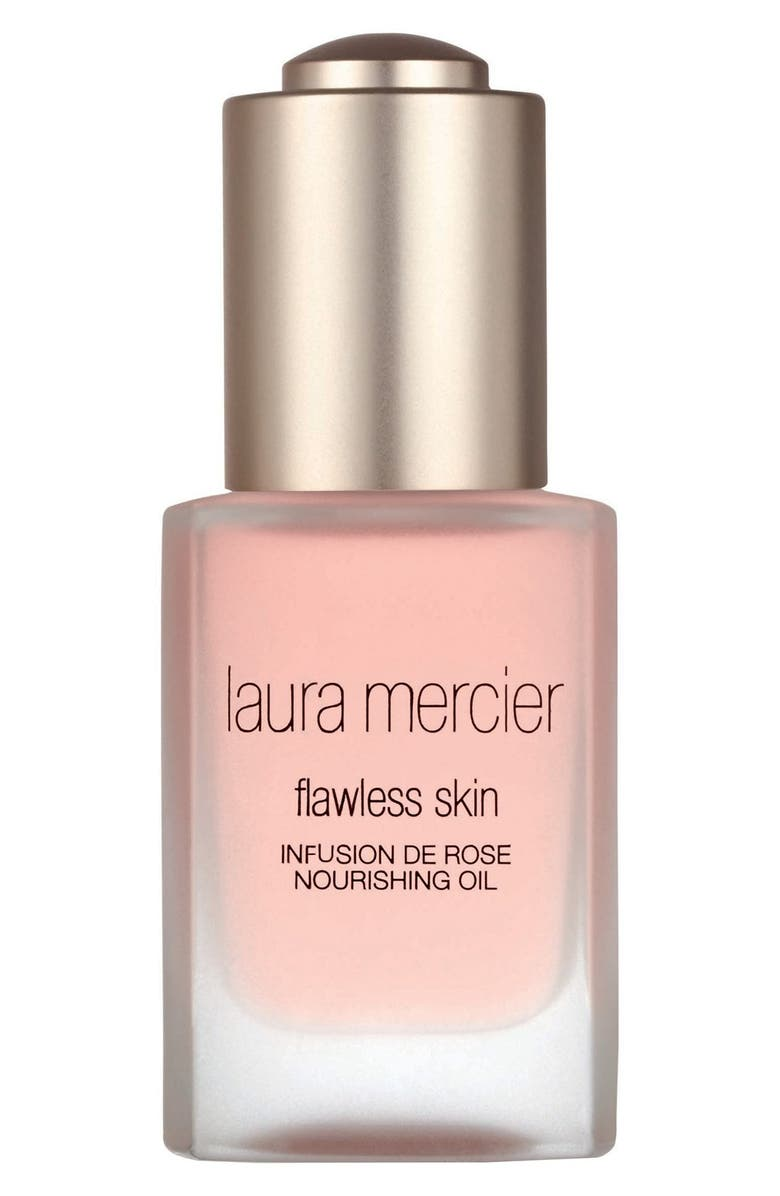 LAURA MERCIER Flawless Skin Infusion de Rose Nourishing Oil, Main, color, 000