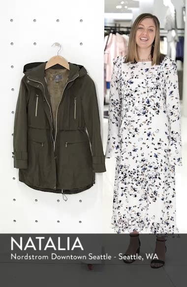 Hooded Parka with Faux Fur Liner, sales video thumbnail