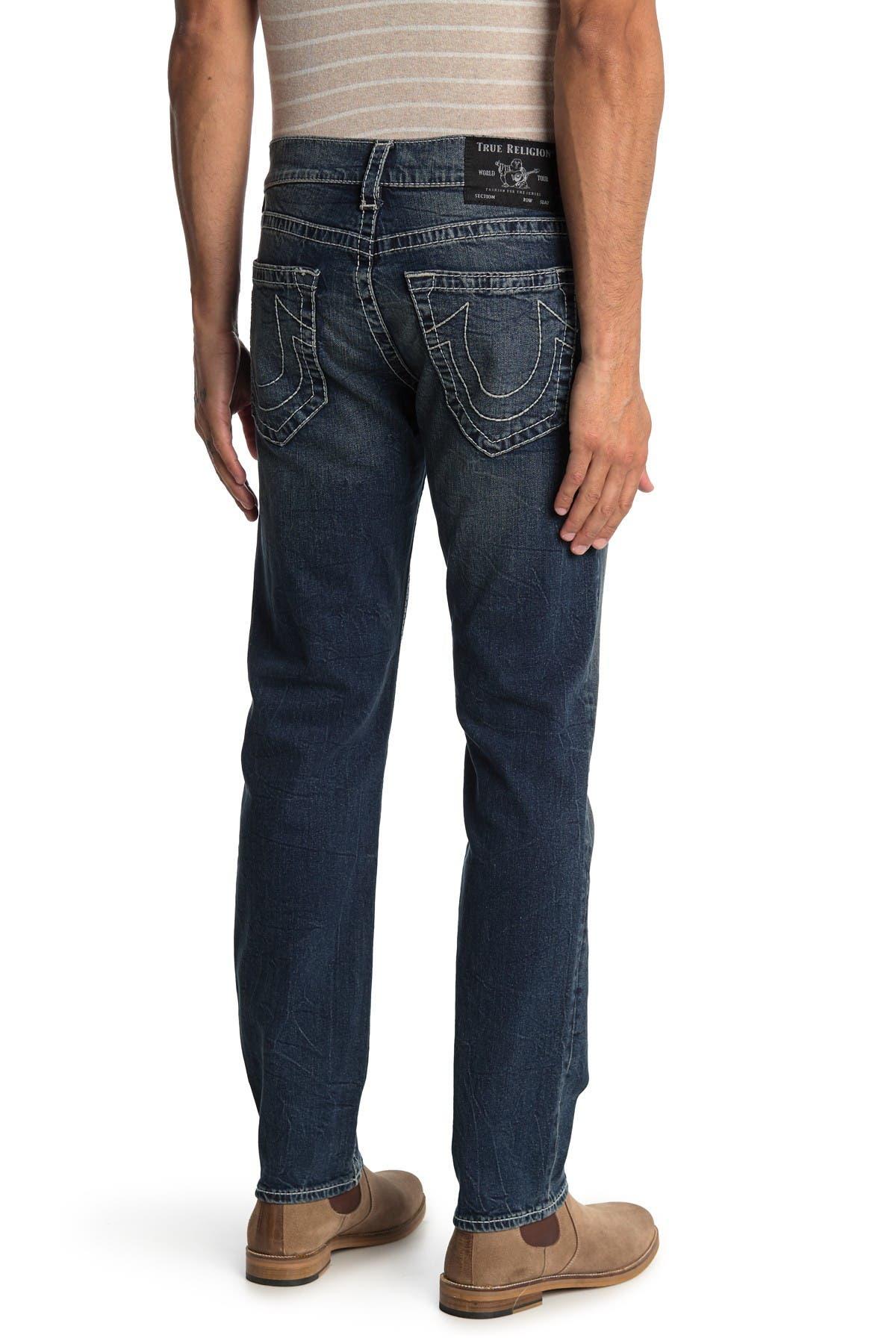 Image of True Religion Geno Slim Fit Jeans