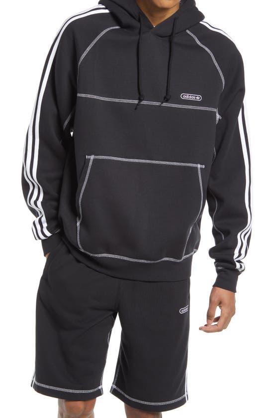 Adidas Originals Hoodies CONTRAST STITCH HOODIE