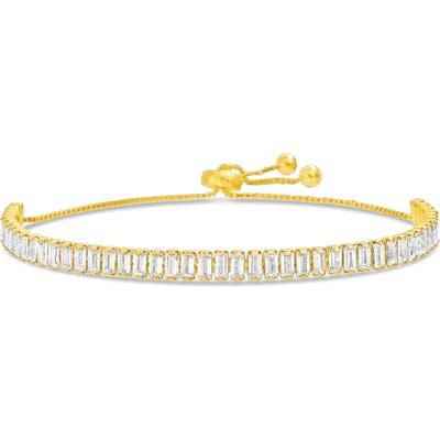 Lesa Michele Baguette Stone Bracelet
