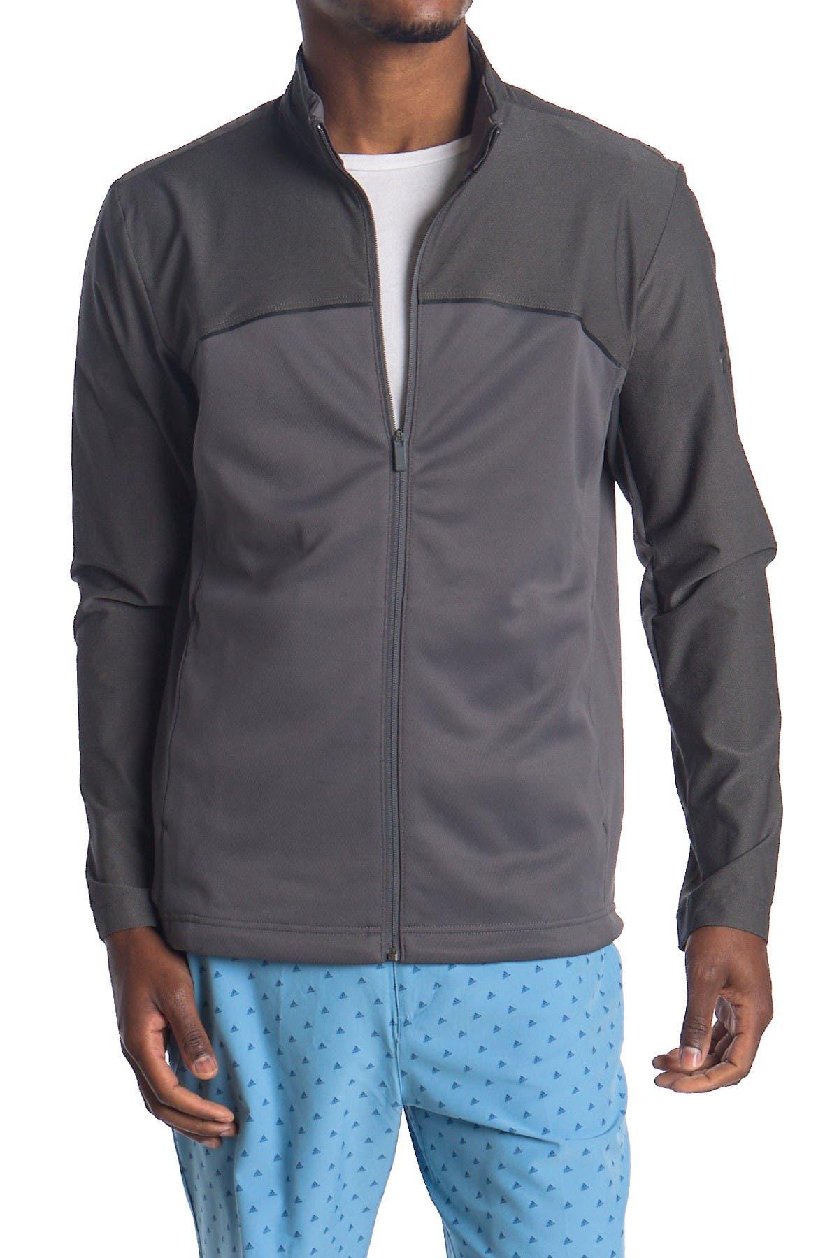 Adidas Go-To Zip Up Golf Jacket