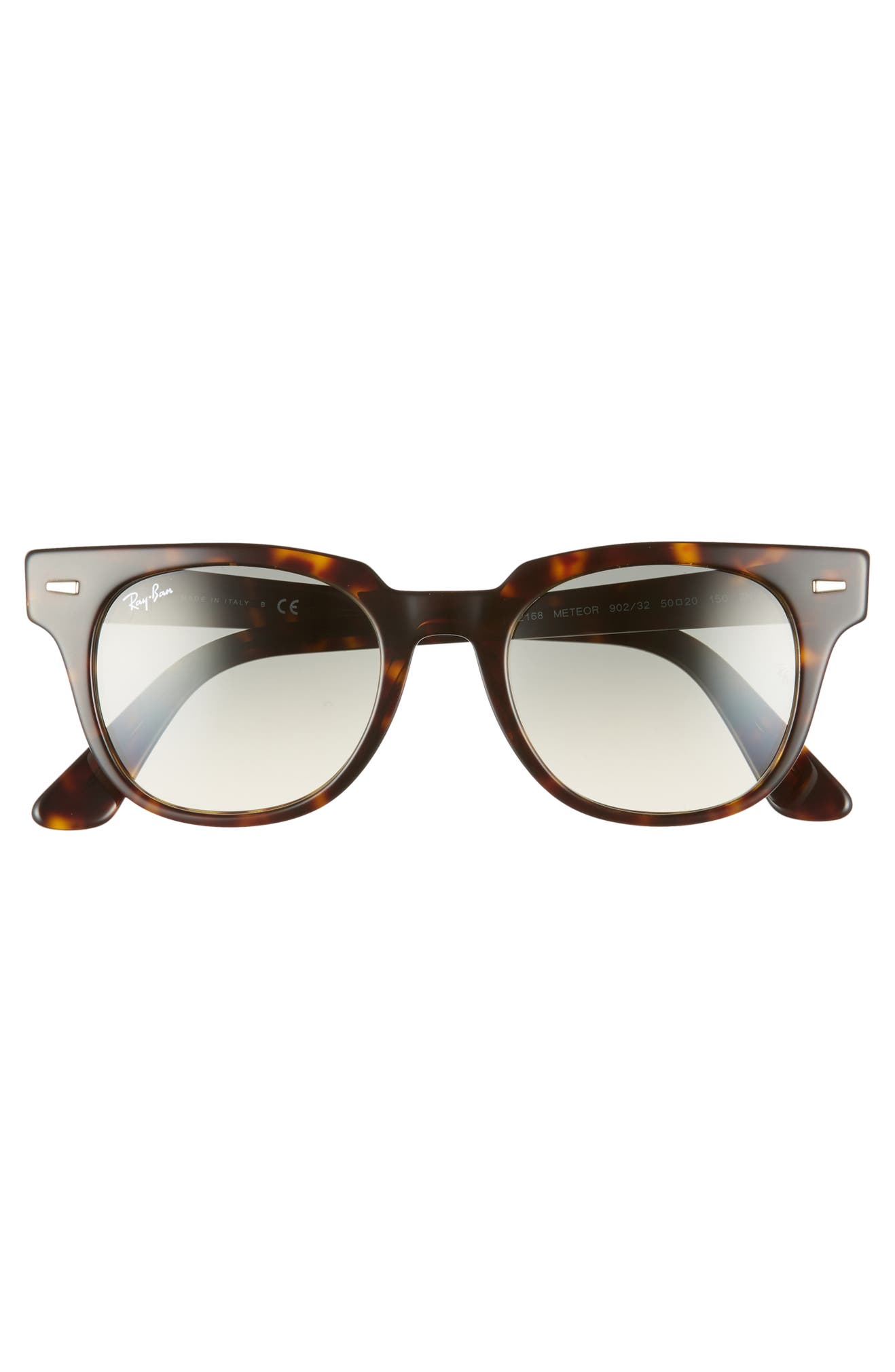 a54dd7526 Ray-Ban Meteor 50mm Gradient Wayfarer Sunglasses | Nordstrom
