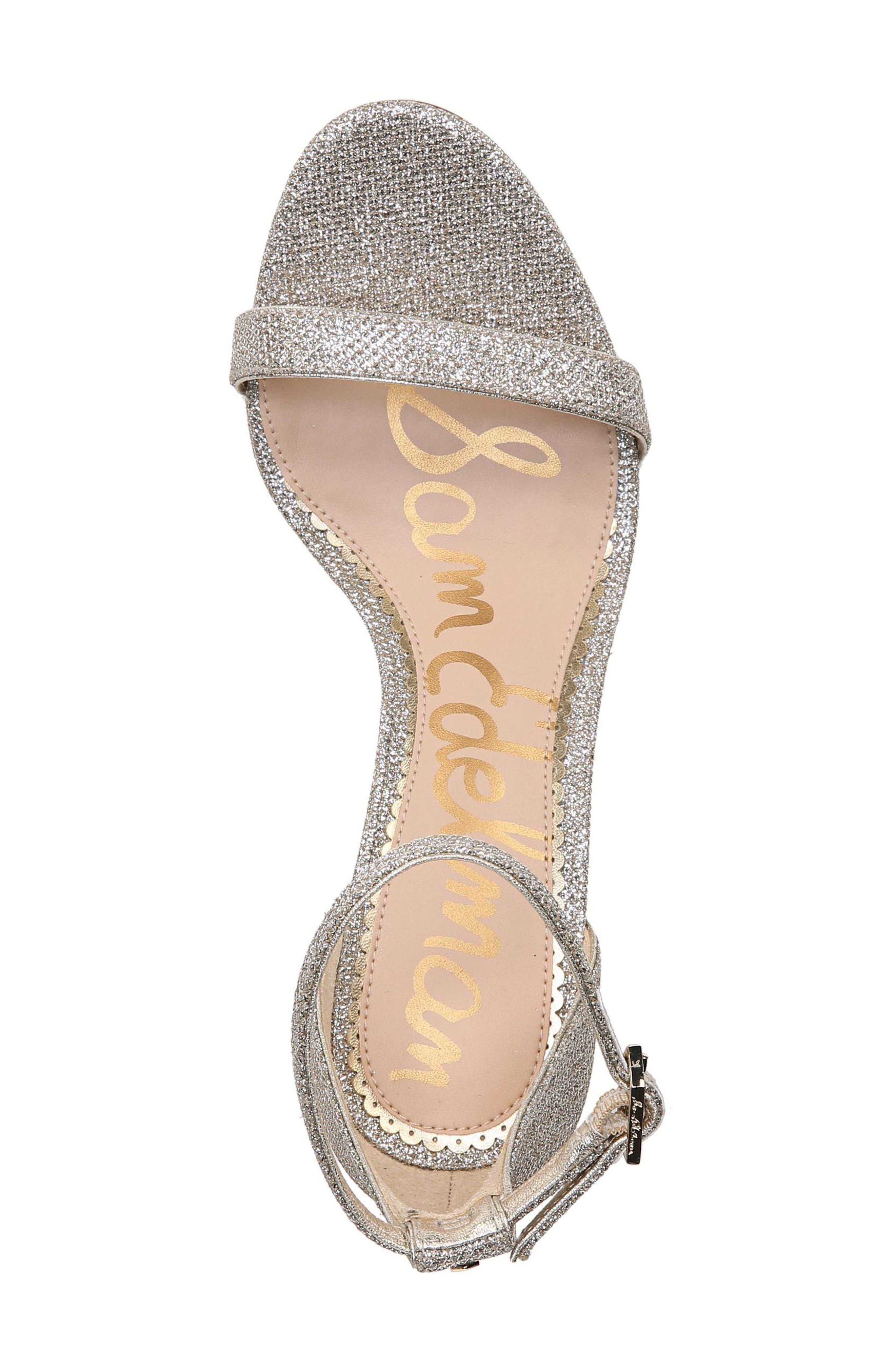 ,                             'Patti' Ankle Strap Sandal,                             Alternate thumbnail 43, color,                             042