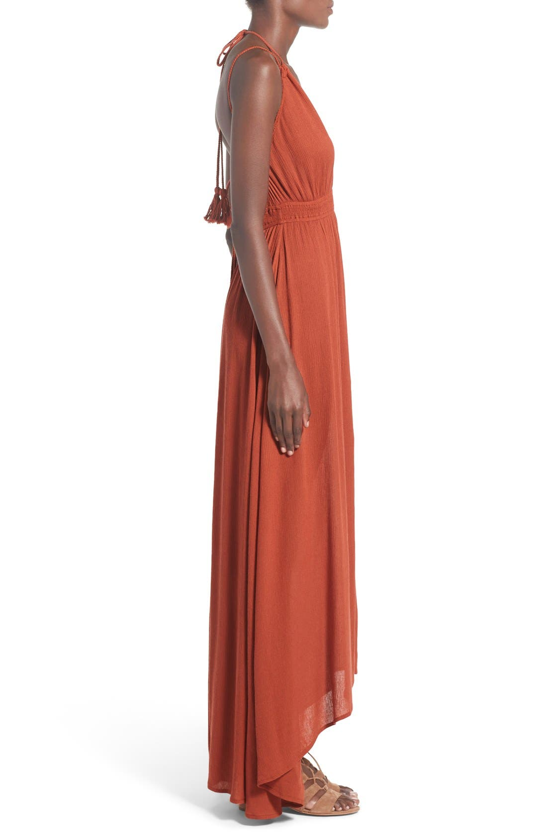 ,                             ASTR 'Belen' Maxi Dress,                             Alternate thumbnail 10, color,                             800