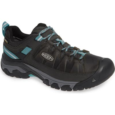 Keen Targhee Iii Waterproof Hiking Shoe- Black