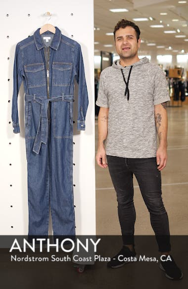 Denim Utility Boilersuit, sales video thumbnail