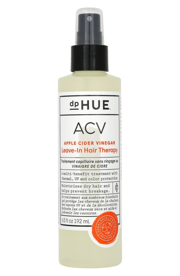 Dphue APPLE CIDER VINEGAR LEAVE-IN HAIR THERAPY, 6.5 oz