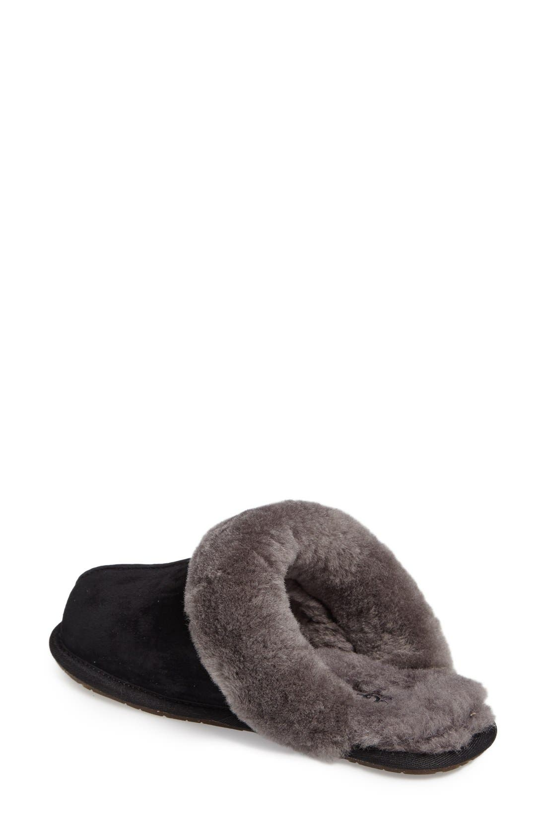 ,                             Scuffette II Water Resistant Slipper,                             Alternate thumbnail 59, color,                             002