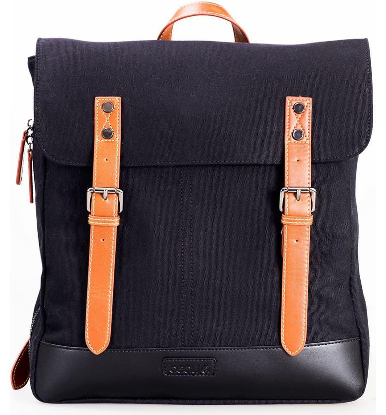 BEAU Joel Diaper Backpack, Main, color, 001