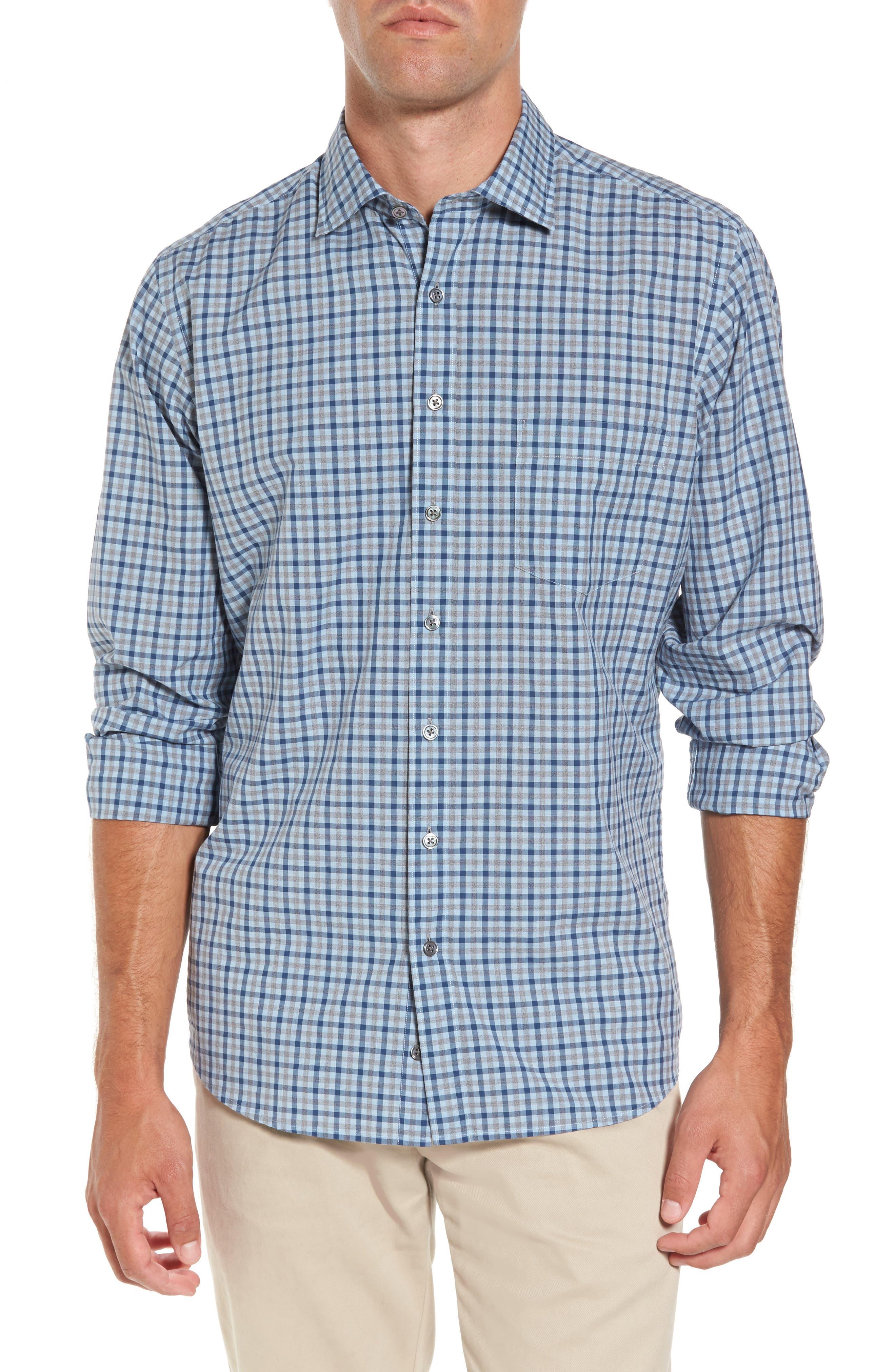 Image of RODD AND GUNN Charming Creek Regular Fit Sport Shirt