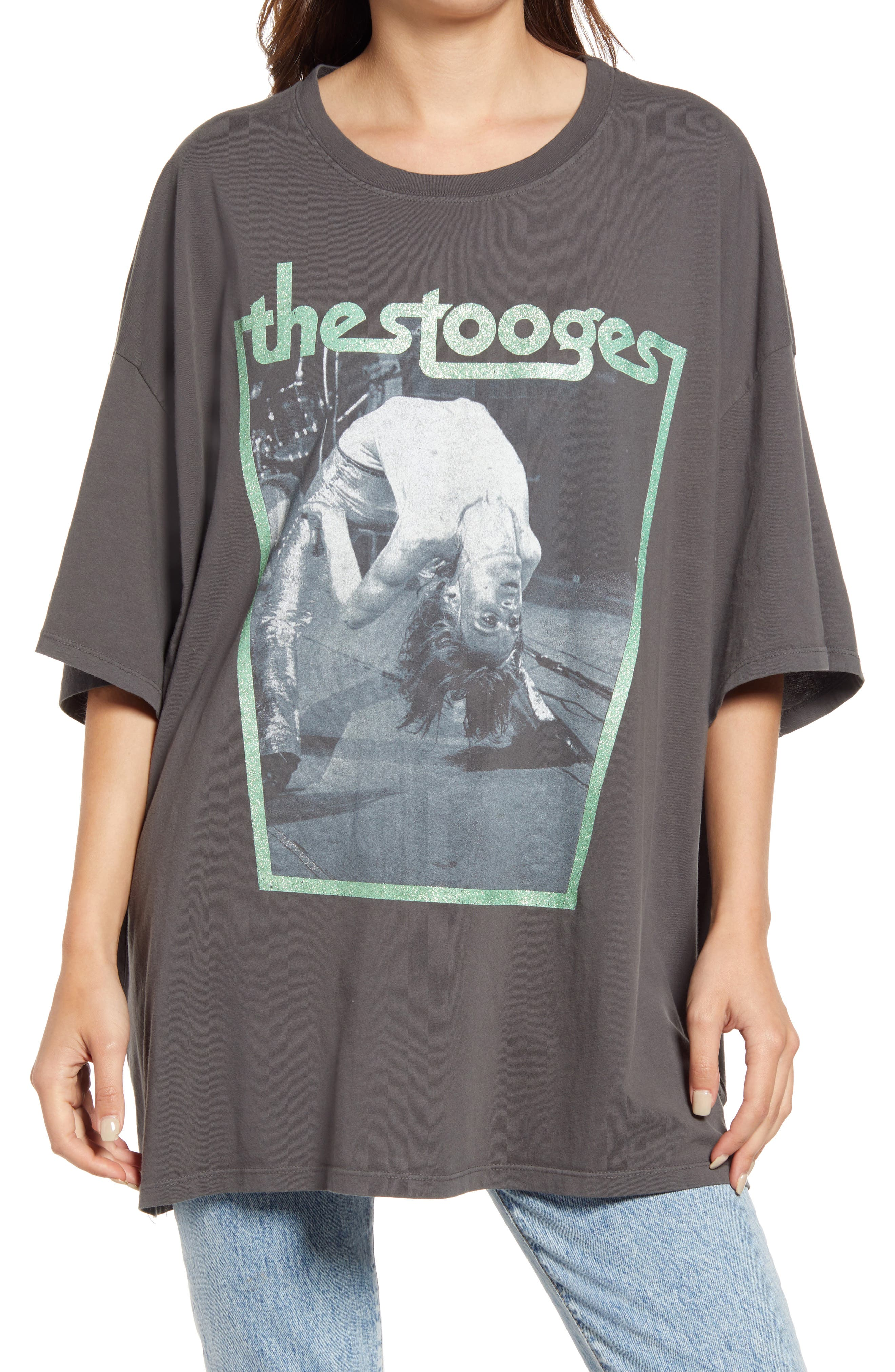 The Stooges 1969 Graphic Tee