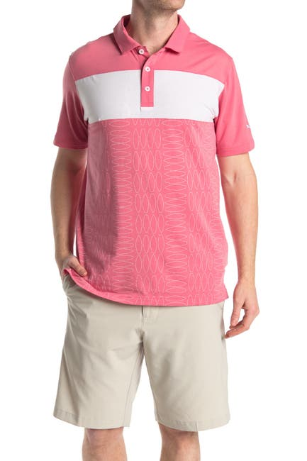 Image of PUMA GOLF Turfs Up Polo Shirt