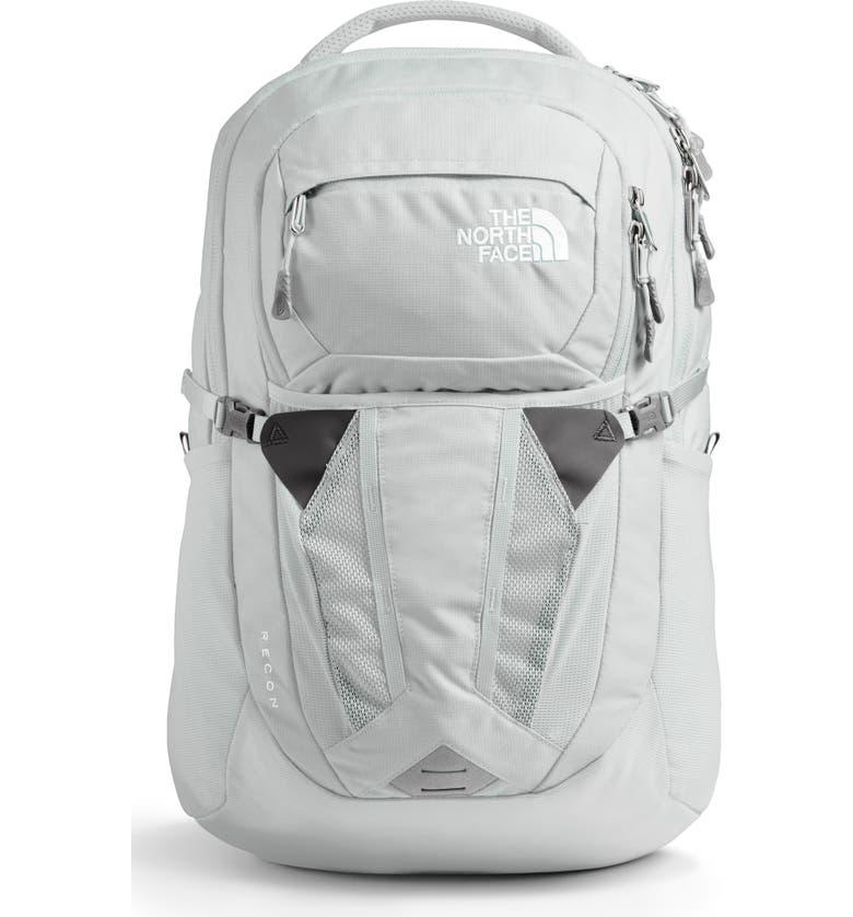 THE NORTH FACE Recon Backpack, Main, color, TIN GREY DARK HTR/ TIN GREY
