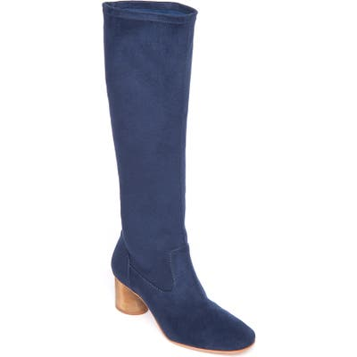 Bernardo Knee High Boot, Blue
