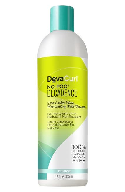 Image of DEVACURL No-Poo Decadence Zero Lather Ultra-Moisturizing Milk Cleanser - 32 oz