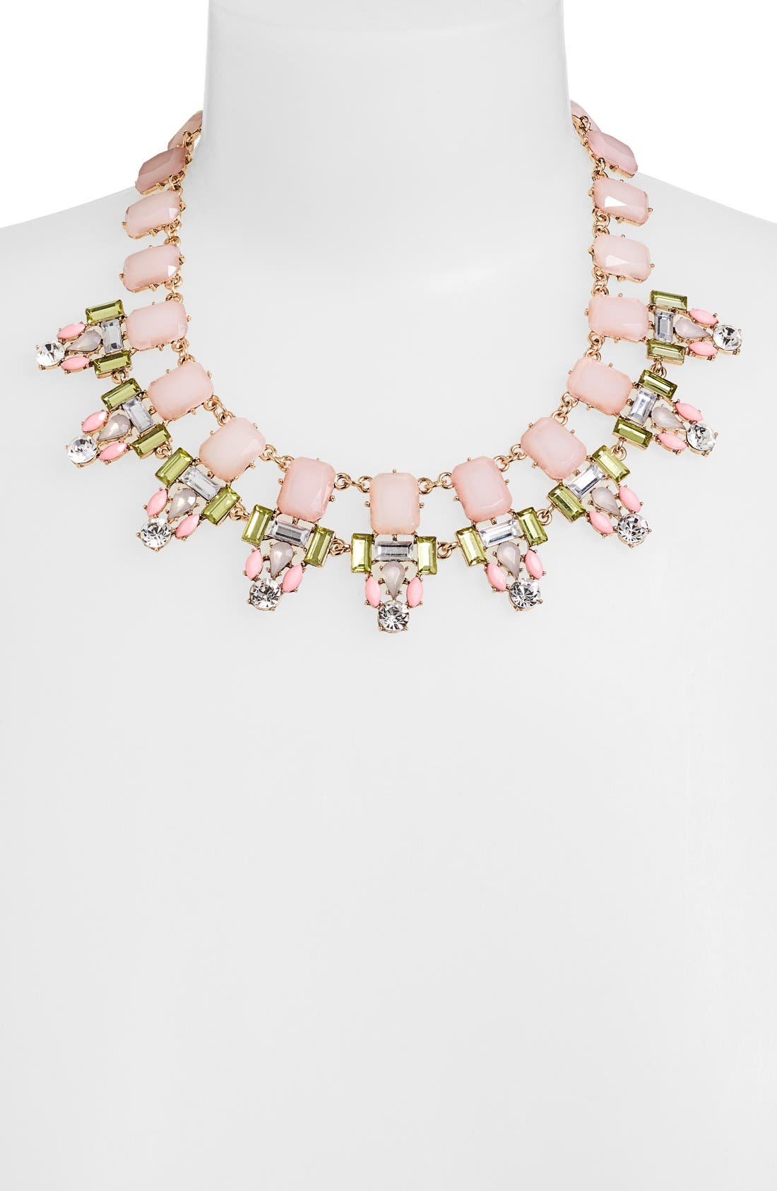 ,                             'All Around' Statement Necklace,                             Alternate thumbnail 2, color,                             650
