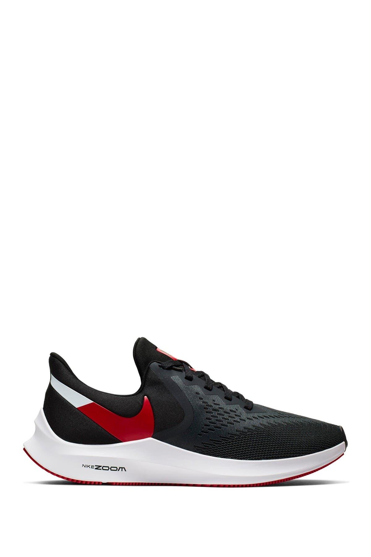 Leeds marea Confirmación  Nike | Zoom Winflo 6 Running Shoe | Nordstrom Rack