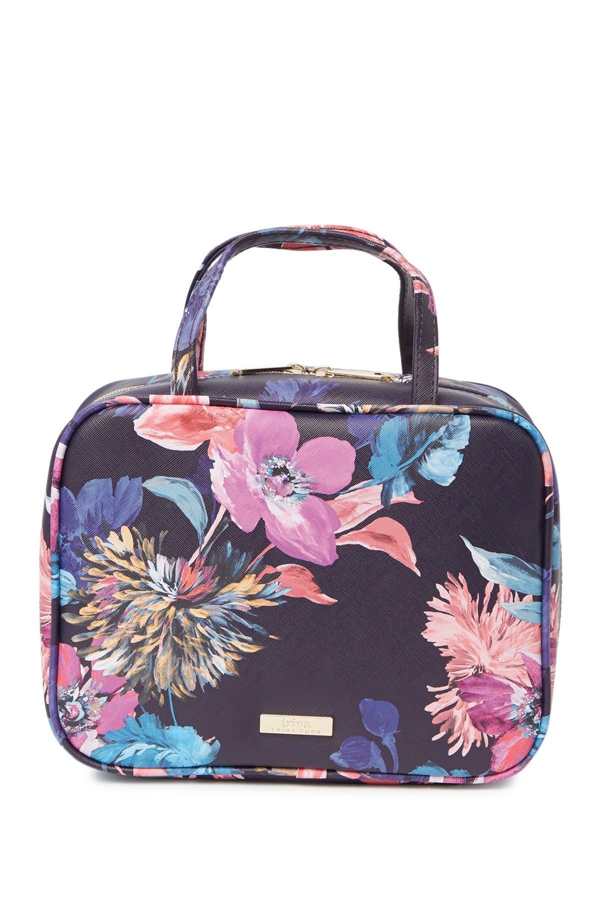 Image of Trina Turk Floral Print Travel Case