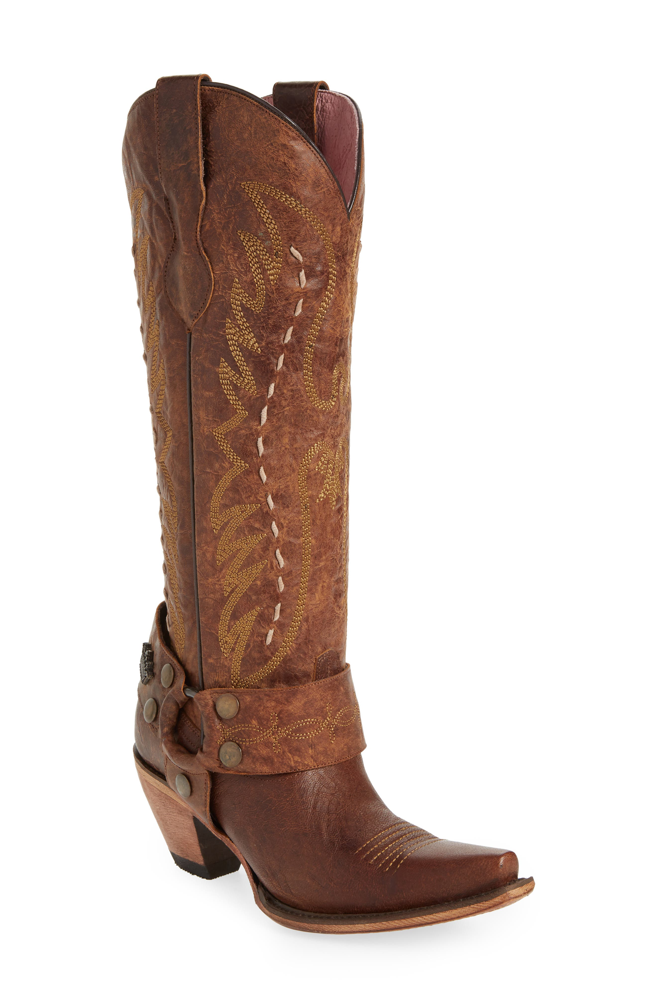 X Junk Gypsy Vagabond Harness Boot