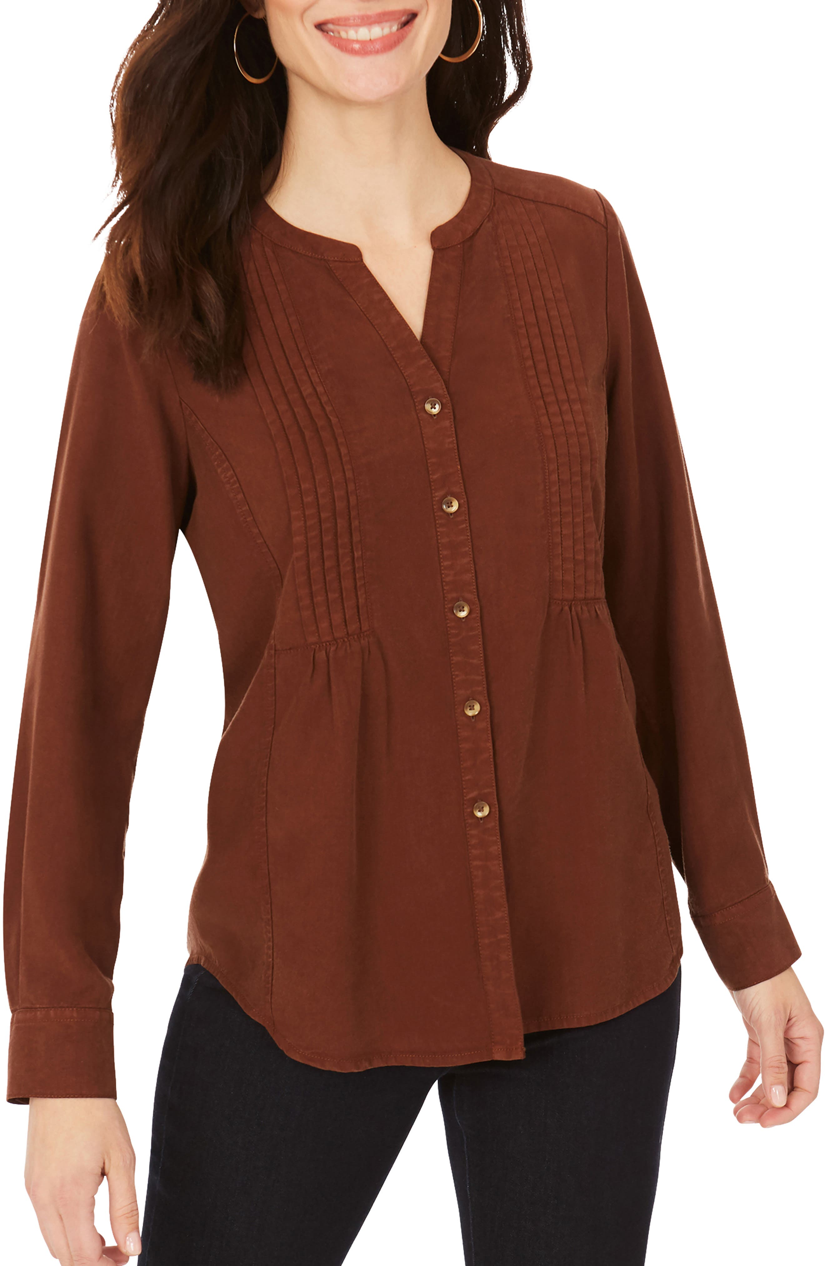 Kira Pintuck Shirt