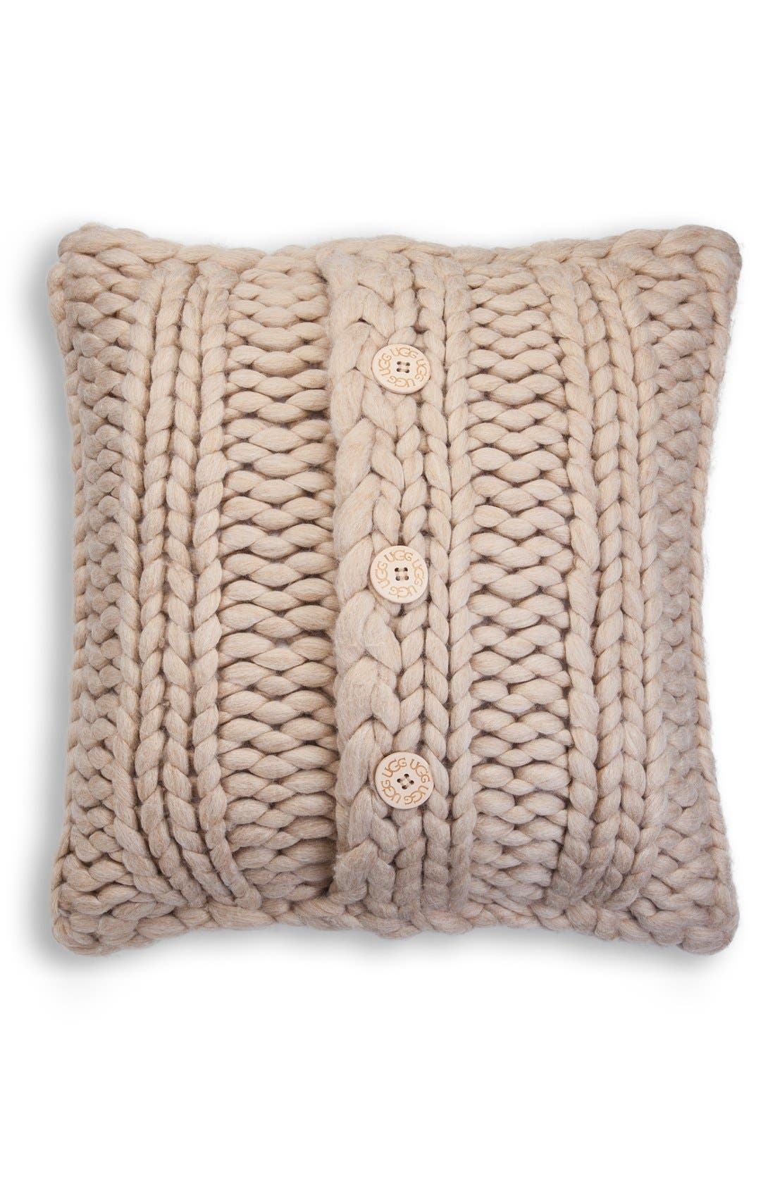 ,                             Oversize Knit Pillow,                             Main thumbnail 11, color,                             251