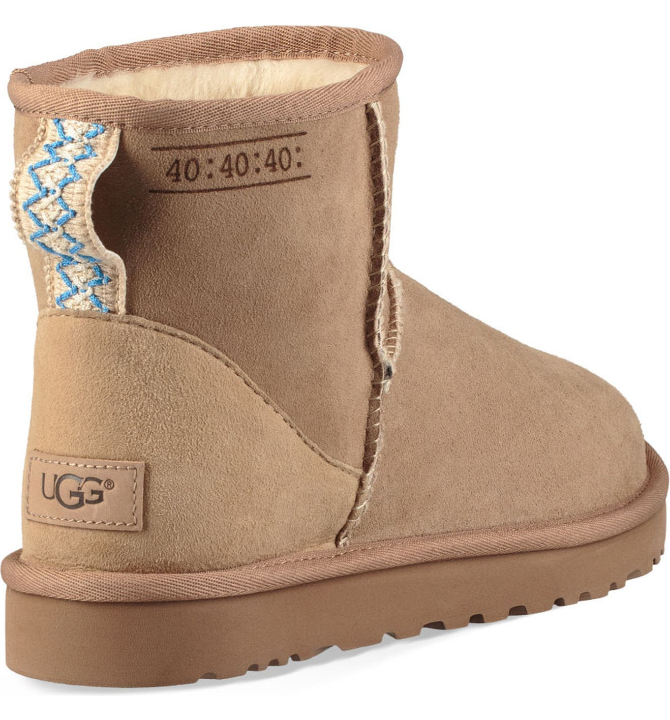 a8bef1170a3 UGG® Classic Mini 40:40:40 Anniversary Boot (Men) (Limited Edition ...