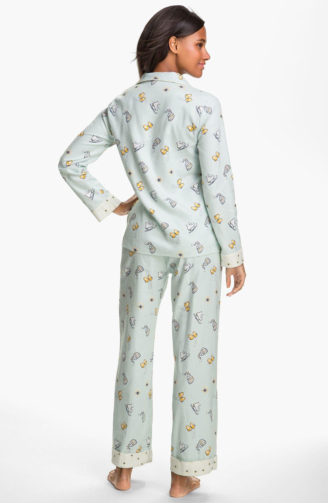 ,                             Flannel Pajamas,                             Alternate thumbnail 26, color,                             428