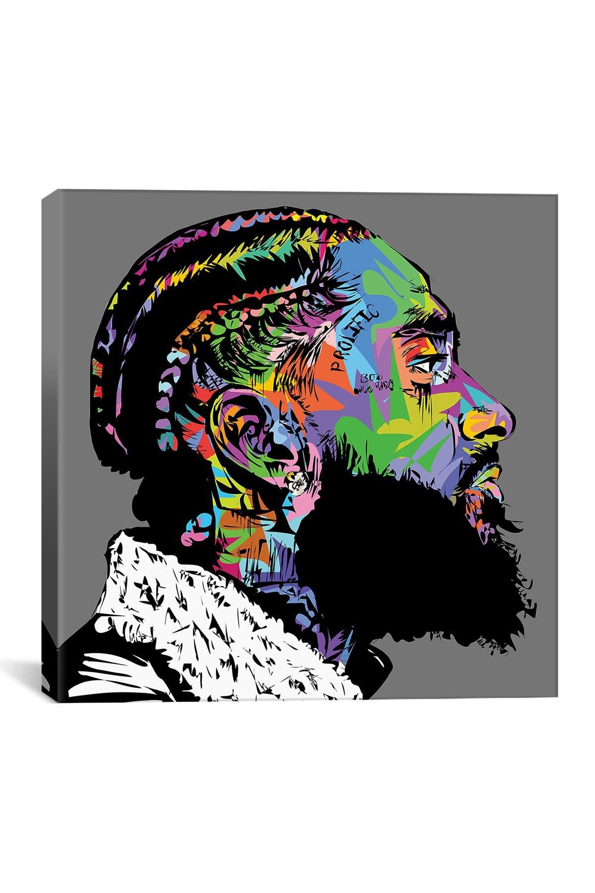 Image of iCanvas Nipsey Hussle R.I.P. by TECHNODROME1