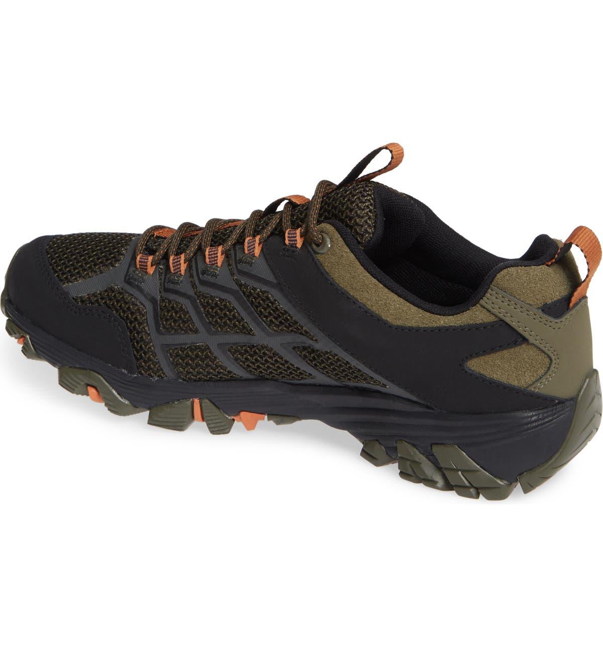 d9f724dd190 Moab FST 2 Waterproof Hiking Shoe