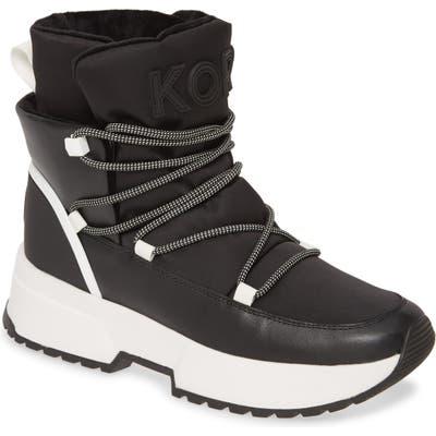 Michael Michael Kors Cassia Sneaker Boot, Black