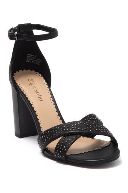 Image of Zigi Soho Jayleen Studded Heeled Sandal