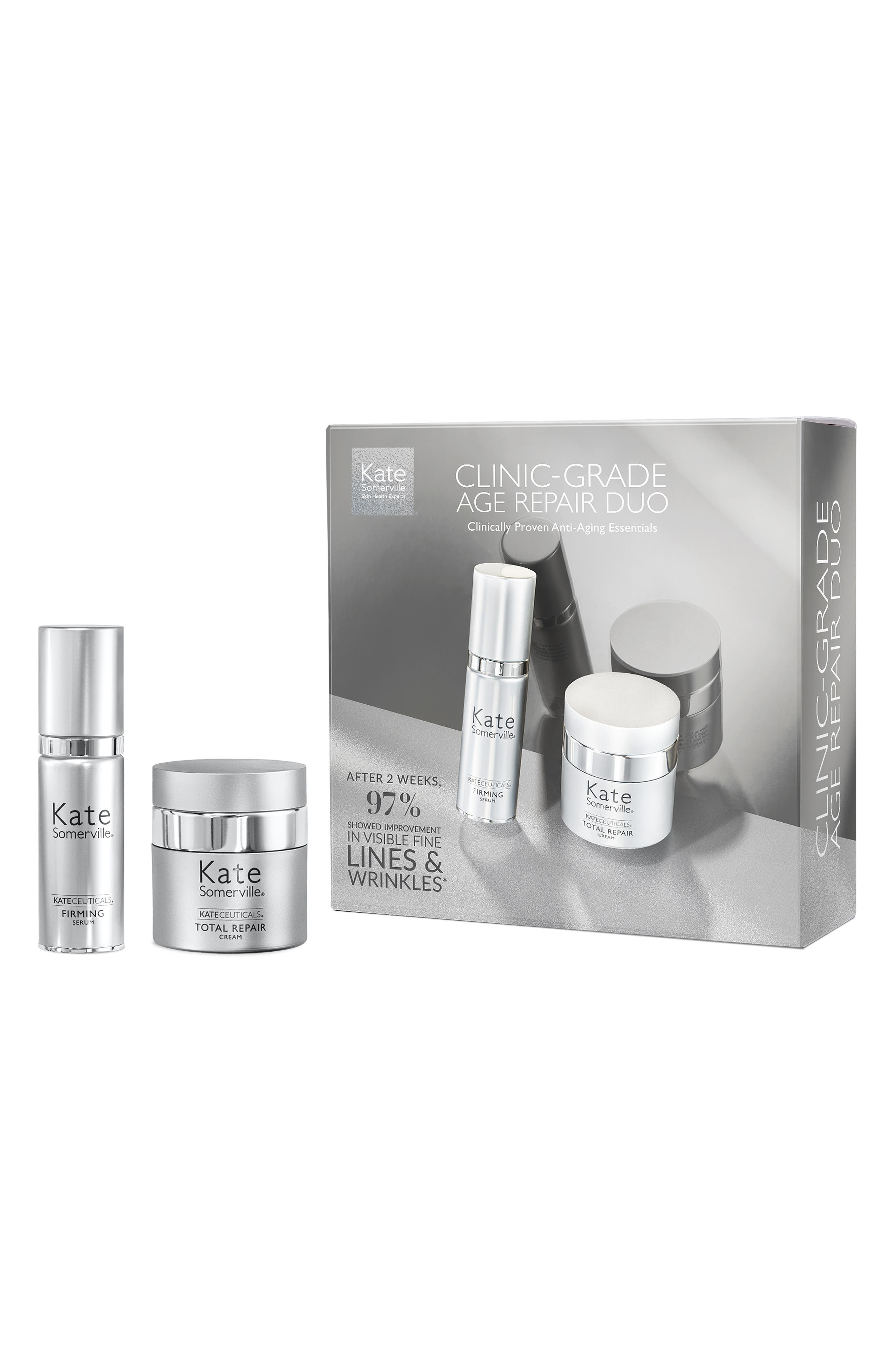 Kate Somerville Full Size Kateceuticals Clinical Age Repair Duo (Nordstrom Exclusive) (USD $218 Value)