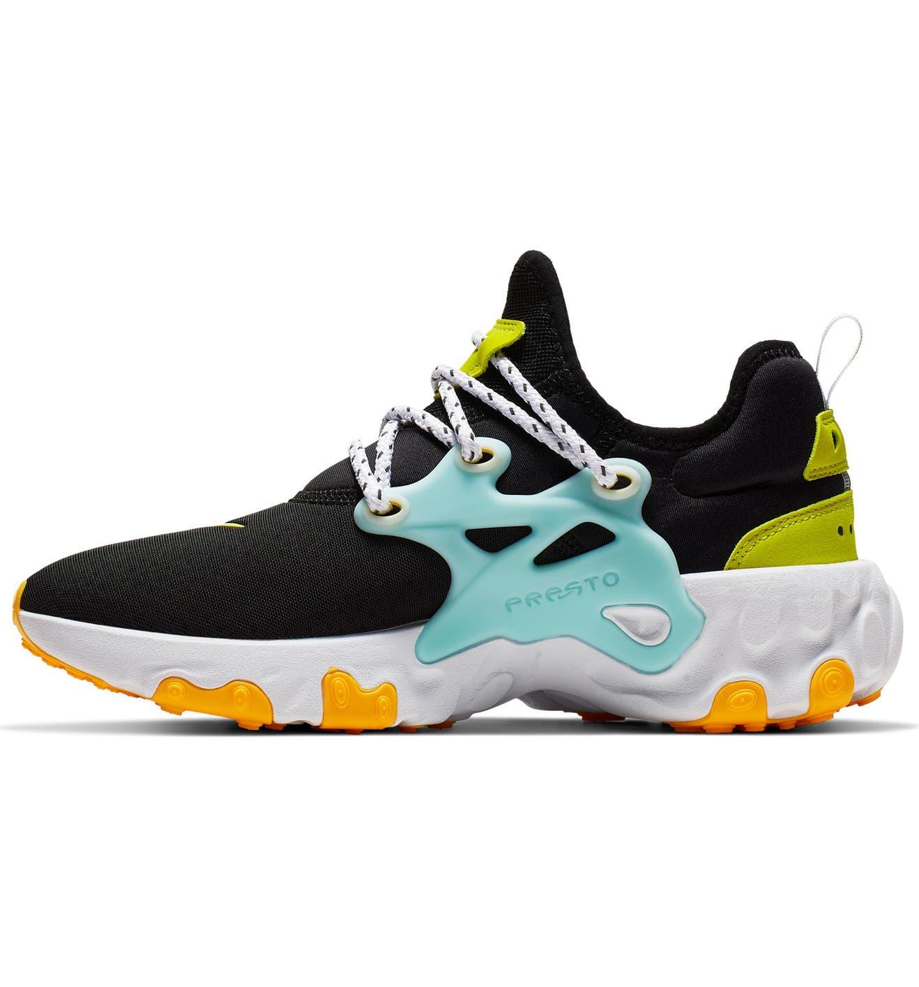 84440504f4 Presto React Sneaker